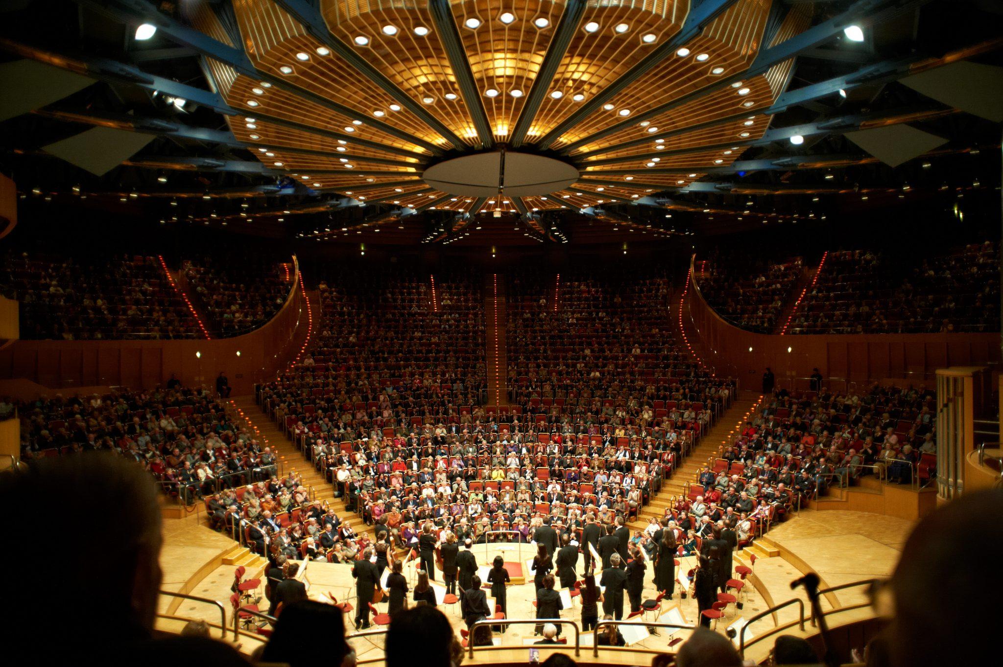 Zusammen sind wir stark – Benefizkonzert der Kölner Philharmonie