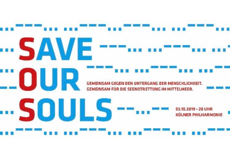SOS – Save Our Souls – Kölner Philharmonie