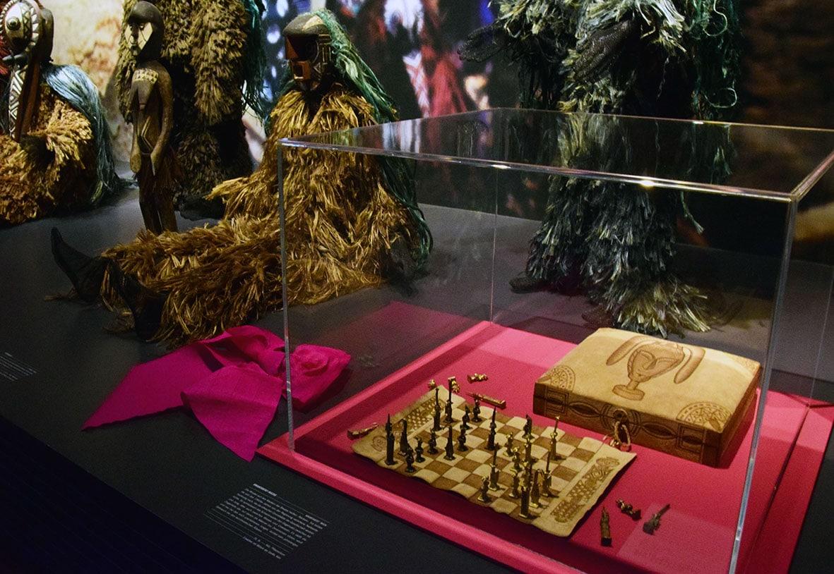 Geschenkt! – Die Gabe der Diplomatie – Rautenstrauch-Joest-Museum