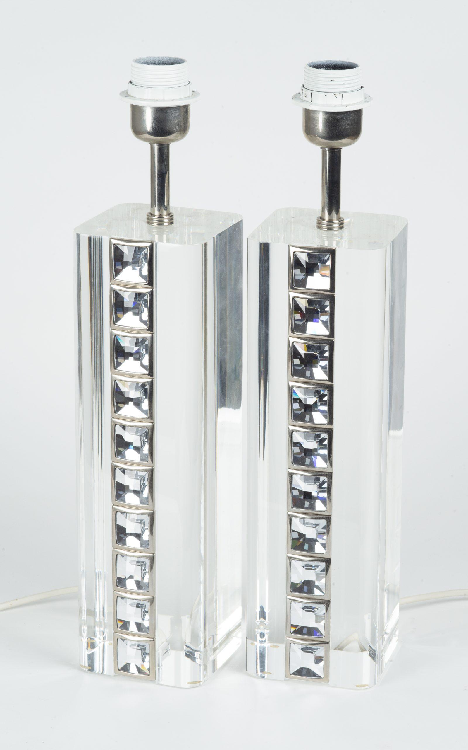 Tischlampen Tomas Saez Madrid 80er Jahre