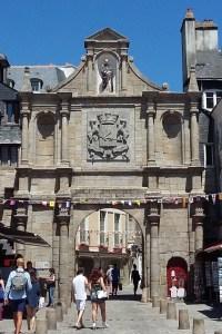 Vannes, die Hauptstadt des Départements Morbihan - Porte Saint-Vincent Vannes
