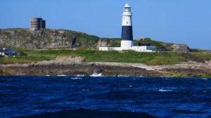 Was haben die Kanalinseln und der Rhein gemeinsam - Gezeitenstrom vor der Insel Alderney