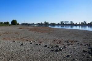Der Rhein ist nur noch ein trauriges Rinnsal