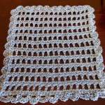 Scalloped Dishcloth