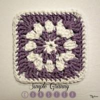 Simple Granny Coaster
