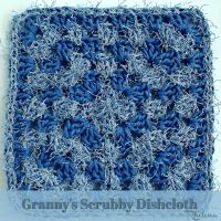 Granny's Scrubby Dishcloth