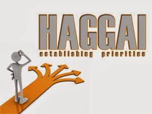 THE BOOK OF HAGGAI- PART 1