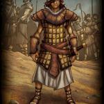 Saul's Garment (1)