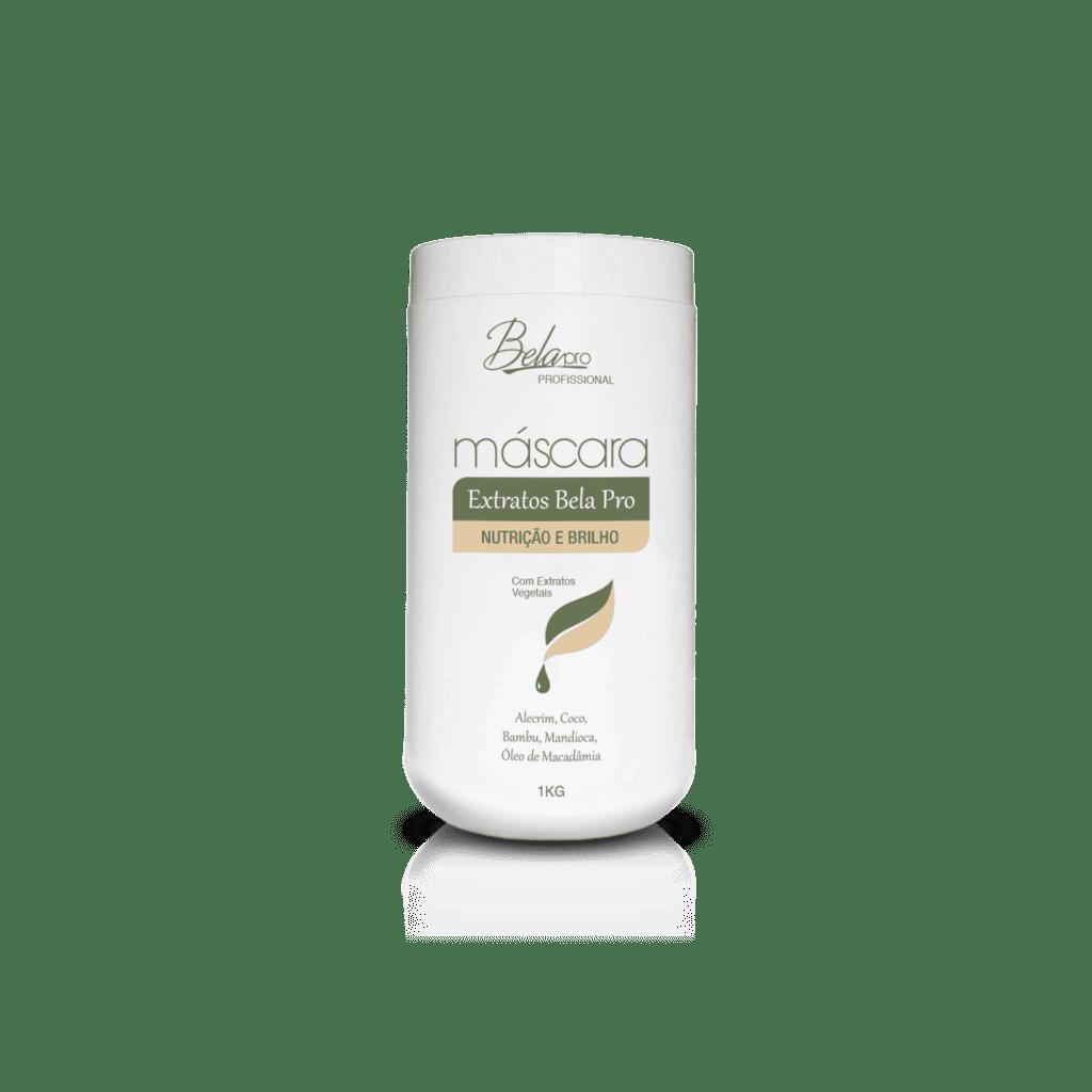 Mascara Hidratante 1kg de Extratos - Bela Pro Rhema Cosméticos