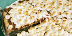 S'more's pizza
