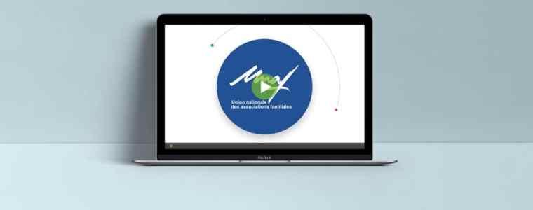 Une animation en motion design est un bon moyen de parler de votre entreprise.