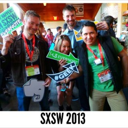 South-by-Southwest in Austin, Texas!