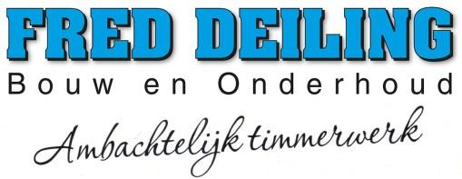 Website Fred Deiling Bouw en Onderhoud