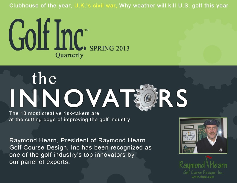 Golf Course Reviews with Ray Hearn