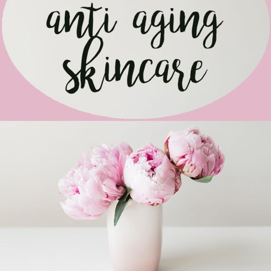 Rhee's Faves: Anti-Aging Skincare
