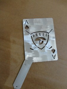 Special Event Tee Markers for Doral