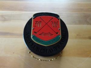 Club Champion Trophy