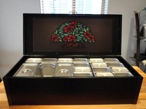Condiment Box- Makai