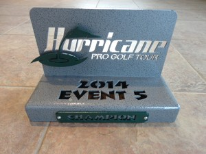 Tournament Trophy- Hurricane