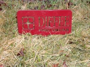 Custom Tee Markers -DIFFEE