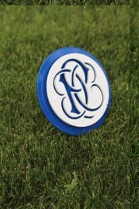 Golf Tee Markers (2)
