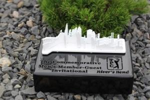 Golf Tournament Trophies -TPC RIverbend