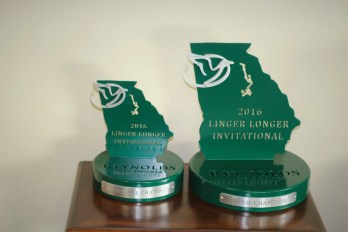 Golf Trophies -Reynolds Lake Oconee