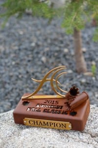 Trophies for Golf Tournaments -Anthem