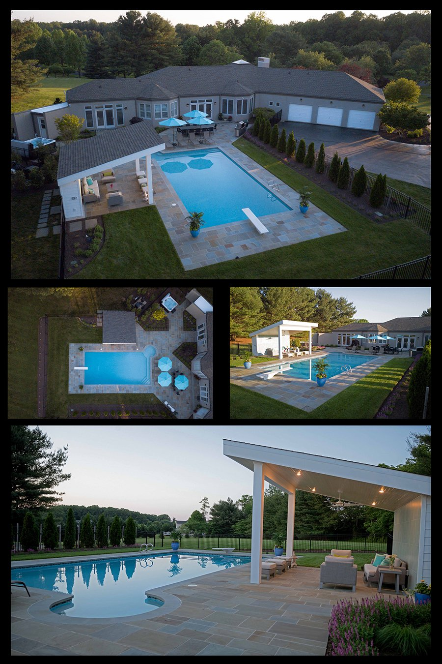 swimming pool design and construction in howard county, md