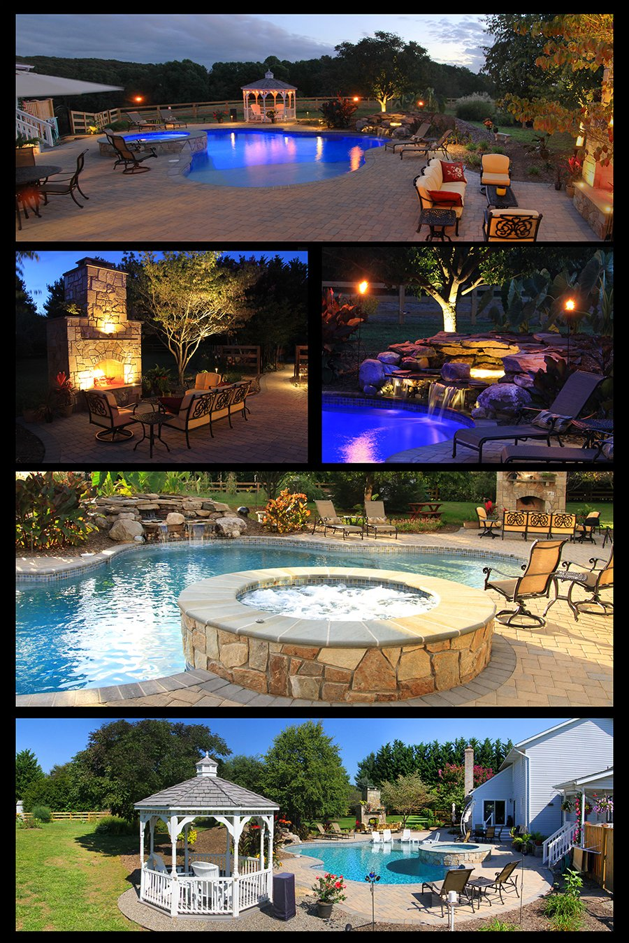 Amazing Swimming Pools in Maryland