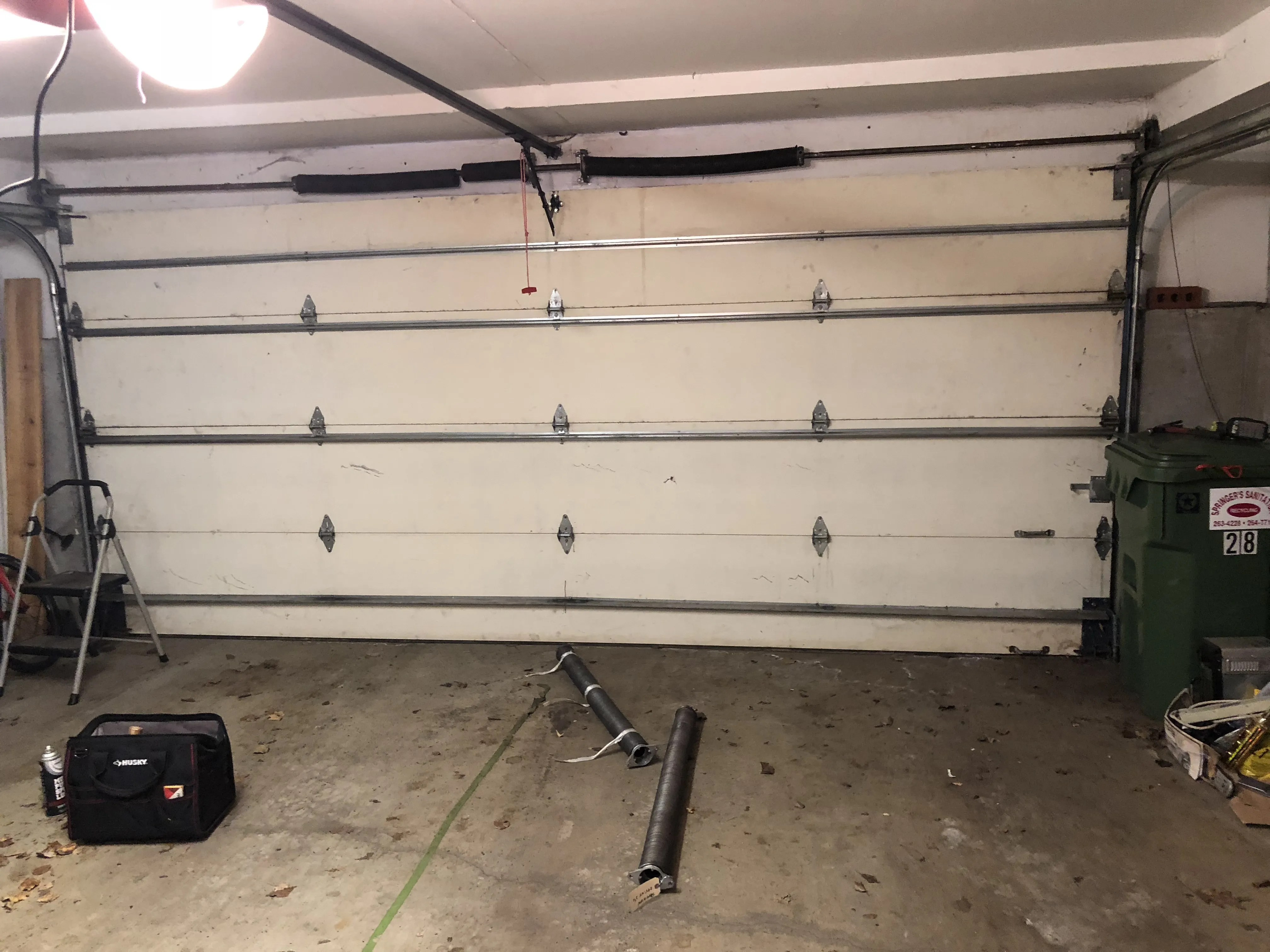 A Few Common Winter Repairs for Garage Doors  Welcome