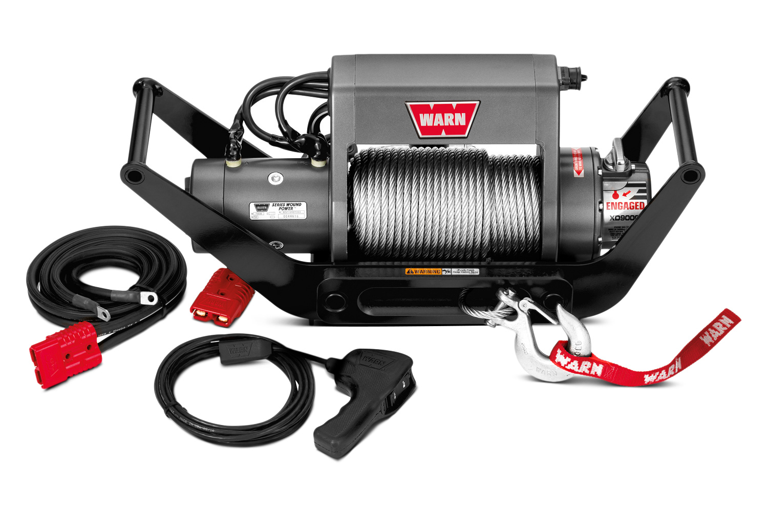 warn winch wiring diagram xd9000i stereo jack 9000 lbs 12v dc multi mount self recovery