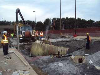 Hydroexcavation