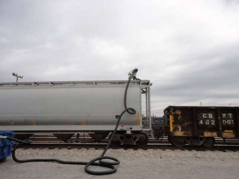 Railcar Reduction