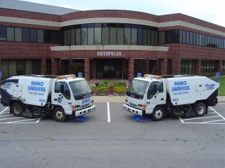 Airport Sweepers