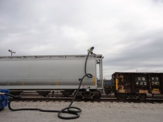 Railcar Reduction