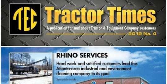 TEC Tractor Times: Rhino Services