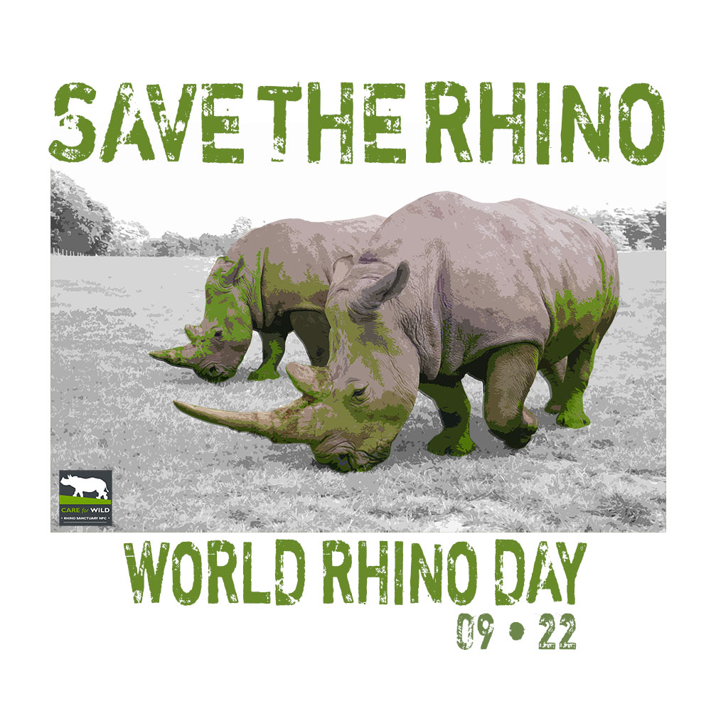 World Rhino Day - RhinoSOS