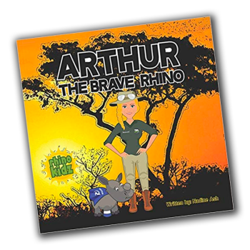 Arthur the brave rhino