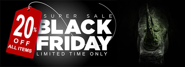 Black Friday Deals Rhino Sos Save 20 Off On All Products
