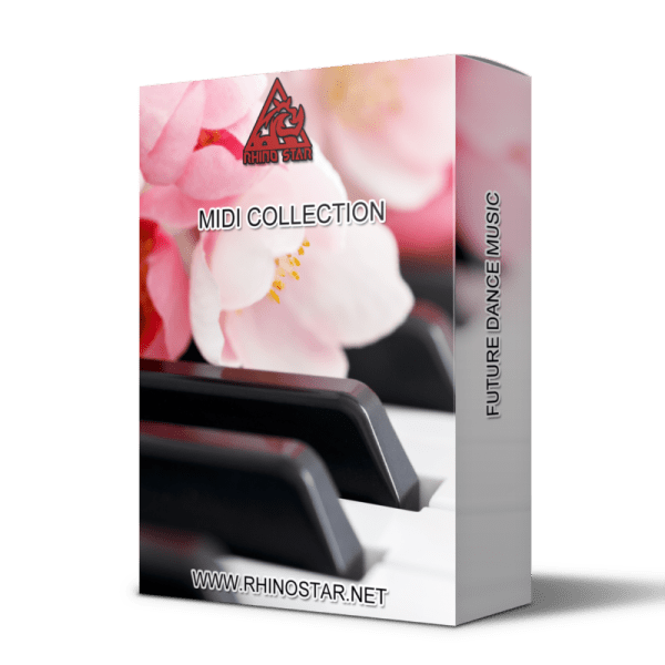 midi files collection of chords, chord progressions, synth loops, arpeggio loops, bass loops and more in one sample pack