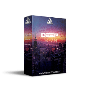 Deep Dream sample pack, sample pack for deep house, consist of 5 deep house construction kits with loops, one shots and midi files