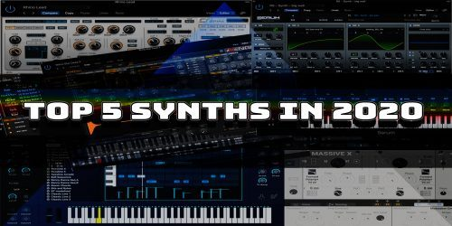 5 best synths for production of electronic dance music in 2020