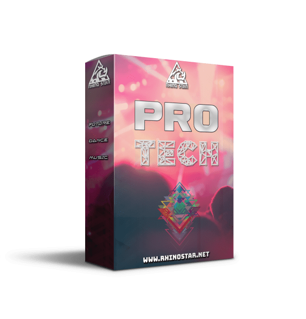 Rhino Star Pro tech sample pack for progressive house and tech house production