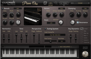 Piano One by sound magic free VST Plugin