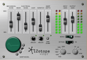 Izotope The ultimate lo-fi weapon Free Vst Plugin