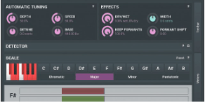 MeldaProduction MAutoPitch Free VST Plug in