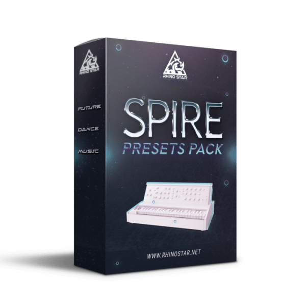 reveal sound spire presets pack