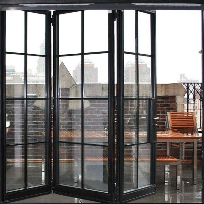 steel bifold doors rhino steel doors