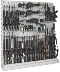 Gun Storage | Weapons Storage Systems | Weapon Racks | Gun ...